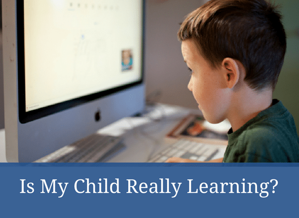 Homeschool Mom Q&A - Is My Child Really Learning? #homeschool #special needs #learningdifferences