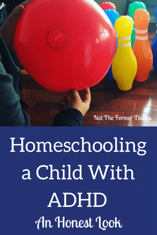 Homeschooling A Child With ADHD #adhd #homeschoolingmom #homeschoolingwithspecialneeds #homeschoolingadhd