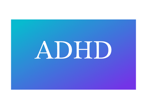 Not The Former Things ADHD