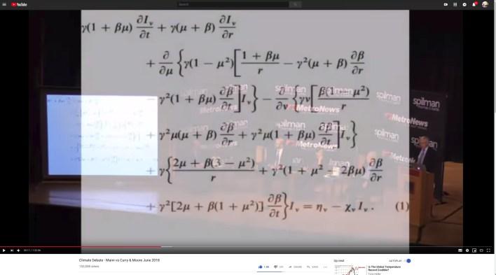 admiral titley Heat transfer equation