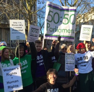 womens-march-50-50-parliament