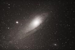 M31 - Andromeda Galaxy - Andrei Karpenko - 2013 12 22