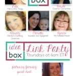 Idea Box Link Party #46