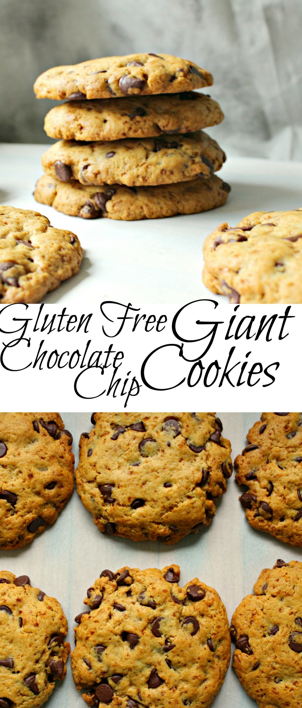 Giant Chocolate Chip Cookies Pin
