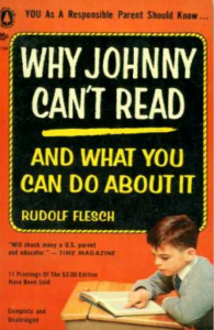 why_johnny_cant_read