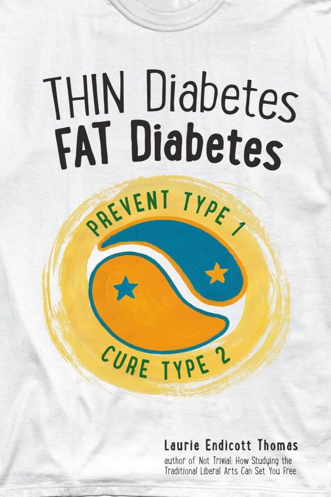 Thin Diabetes book cover