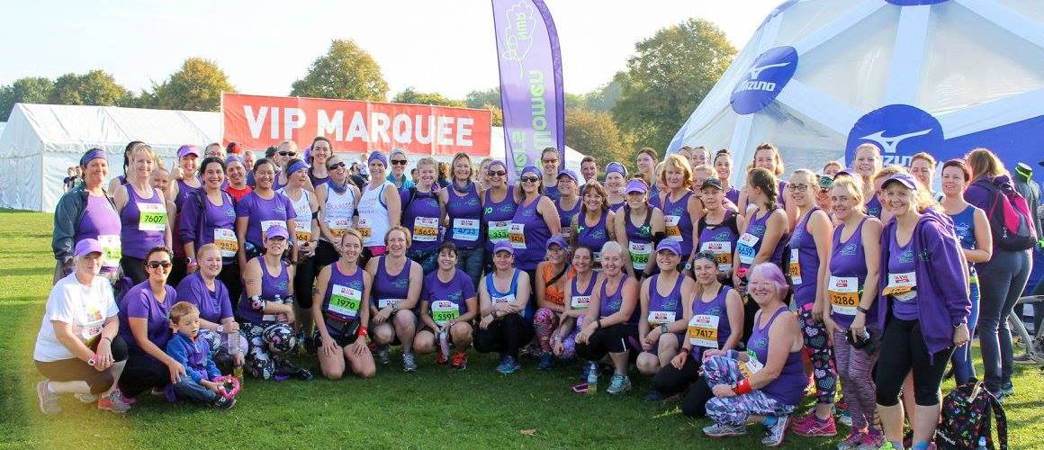 Nottinghamshire's Largest Running Club