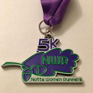 Beginners 5km Medal Graduation Medal