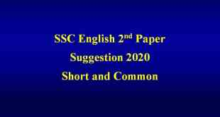 ssc english suggestion 2020 2nd paper