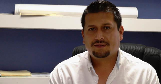 Aldo Vargas Subdirector de Obras Públicas Foto NOTUS