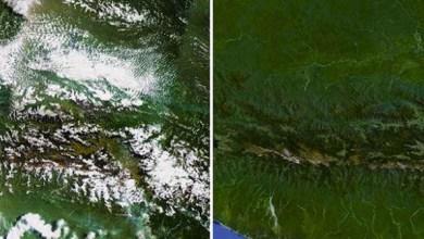Photo of Adiós a las nubes en Google Earth