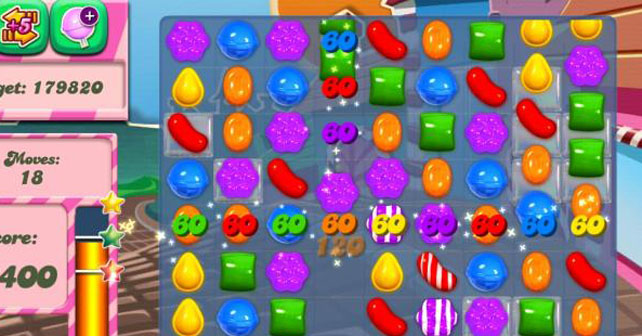 Candy Crush ok