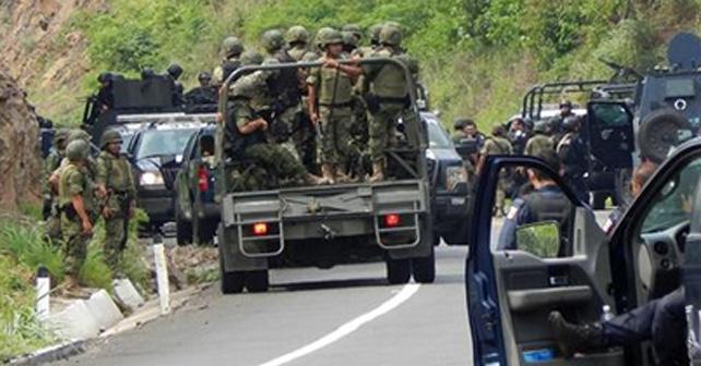 violencia en michoacan