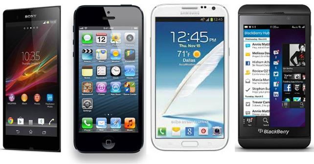 Smartphones ok
