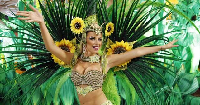carnaval brasil mujeres