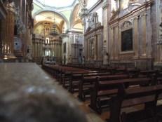 Templo del Convento (Interior)