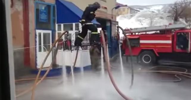 bomberos aburridos notus