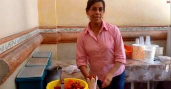 Susana Carrera es la encargada del negocio