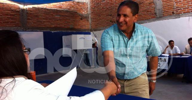 El diputado, Juan José García López ganó la elección del PAN en Pénjamo