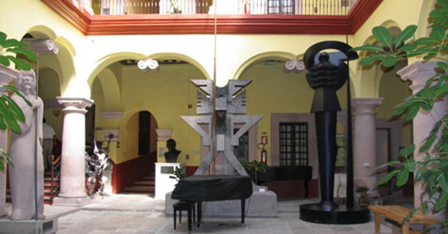 museo iconografico programacion