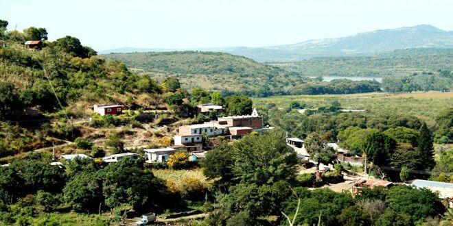 Sierra de Pénjamo, Foto: Esaú González