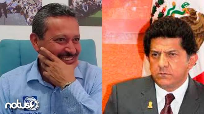 Ricardo Ortiz y Gerardo Zavala Procell