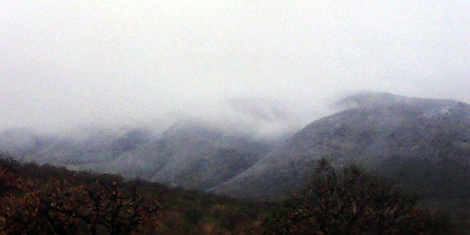 Foto de la Sierra de Guanajuato