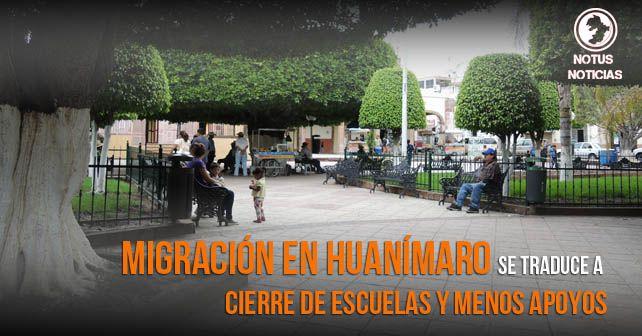 Huanímaro se encuentra entre el segundo o tercer puesto en el Estado de acuerdo a la proporción poblacional en expulsión de migrantes.