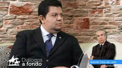 Photo of Dr. Jesús Soriano, Derechos Humanos (Diálogos a Fondo)