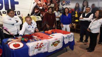 FERIA DE LAS FRESAS DIF PARTICIPA (Custom)