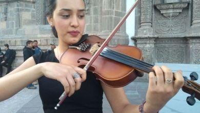 Photo of «La música es un escape, te puede salvar la vida: violinista de la OSIJI