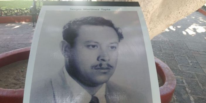 Sergio Martínez Tapia