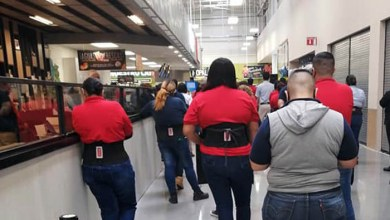 Photo of Siempre sí: H-E-B- inaugura internamente y abre hoy (VIDEO)