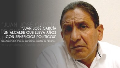 Photo of Juan José García, un alcalde que lleva años con beneficios políticos