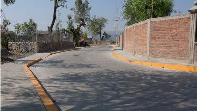 Photo of Termina Obra en La Mora con una inversión de 5.6 mdpb