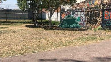 Photo of Parque salmantino usado para tomar, drogarse y…