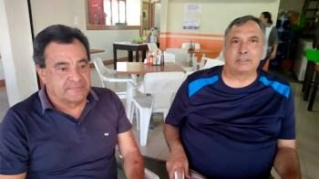"""Gustavo """"Willy"""" López, platica con emoción sobre su trayectoria futbolística, con Carlitos Góngora."""