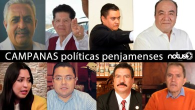 Photo of Campanas políticas penjamenses