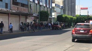 Photo of «Llevo formado más de una hora, ya estoy enfadado»: cuentahabiente de BBVA