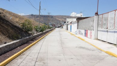 Photo of Termina Pavimentación de Calle Mina Norte