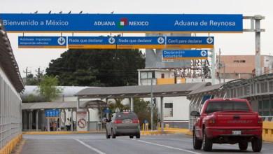 Photo of No hay paso por la frontera entre México y EU