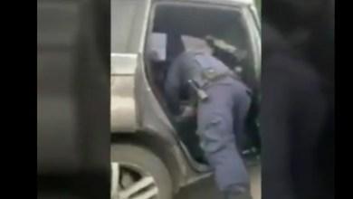 """Photo of """"El Marro"""" se adjudica el asesinato de los tres policías de Silao, de hoy por la mañana"""