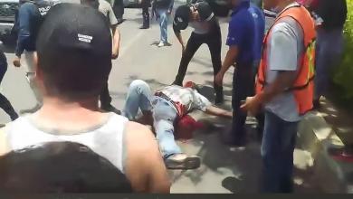 Photo of Hombre atacado a balazos en Avenida Reforma