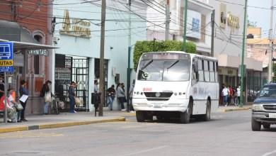 Photo of Se mantiene suspensión de transporte público durante fin de semana