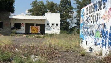 Photo of Construcciones abandonadas, hogar de indigentes: Abasolo y Huanímaro