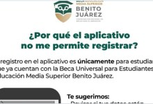 Photo of Beca Benito Juárez: cómo me registro, dónde reportar fallas, fechas límite y otras dudas