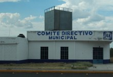 Photo of Comité municipal del PAN en Abasolo prácticamente abandonado