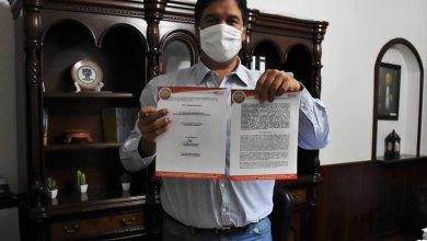 Photo of Firman convenio para promoción y fortalecimiento de la libertad de expresión y la defensa de los derechos humanos