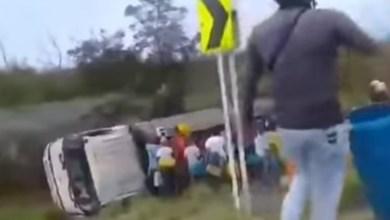 Photo of Les explota pipa a huachicoleros colombianos; al menos 7 muertos y 50 heridos