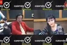 Photo of Locutora abandona programa en vivo por comentarios misóginos de su jefe